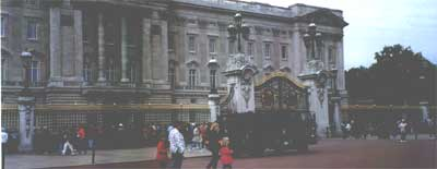 1999, London, Buckingham Palace