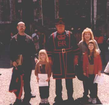 1999, London, Tower of London