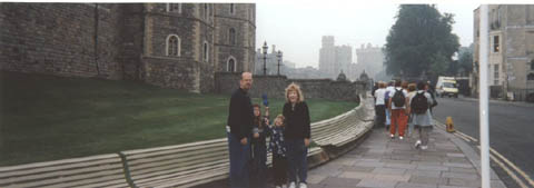1999, London, Windsor
