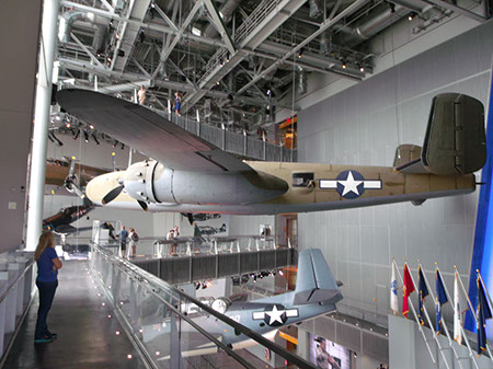 Boeing Center, WWII Museum
