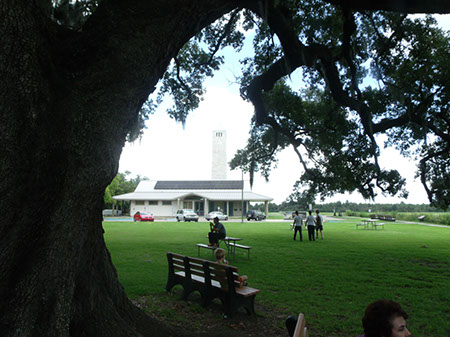Battle of New Orleans site